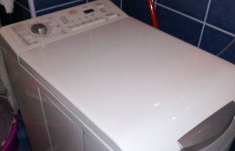 AEG felültöltős mosógép