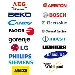 Mosógép márkák