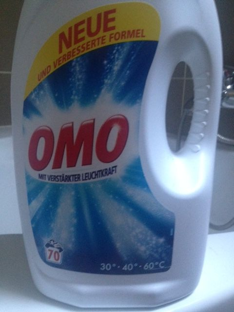 Omo folyékony mosószer